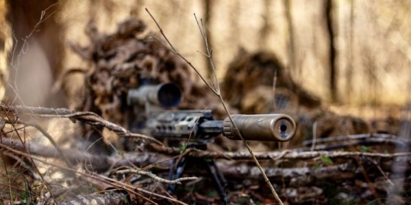 No one hides like a sniper - here's how America's deadliest sharpshooters disappear