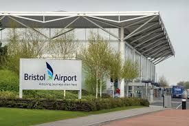 Brake confusion leads to aircraft mishap at Bristol Airport