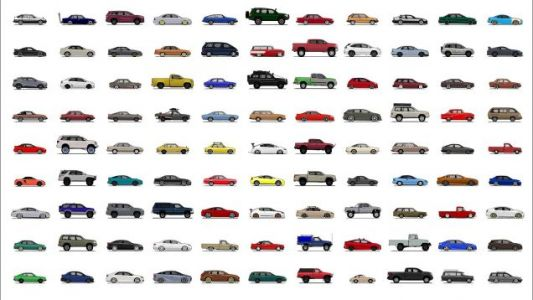 Now's Your Chance To Get A Poster Featuring Literally Every Single Toyota Ever Sold Here