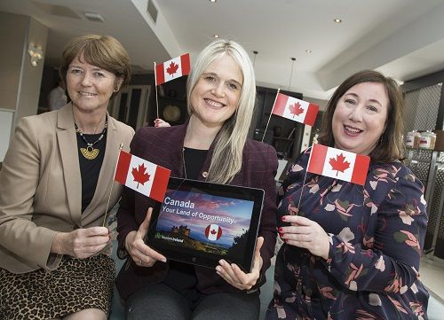 Canada offers significant potential for Irish tourism - according to new Tourism Ireland research