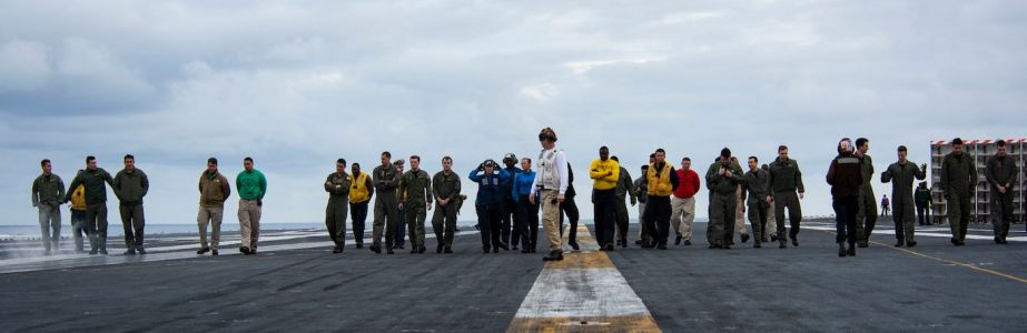 The mom of one sailor aboard Theodore Roosevelt was 'devastated' by firing of the aircraft carrier's captain