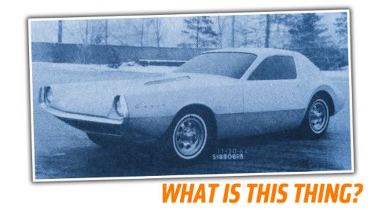 Look At This Fascinating V4 Mystery Ford