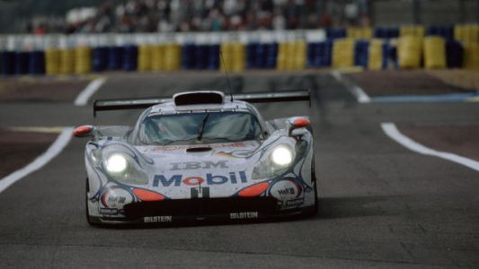 With all this talk of Hypercars at Le Mans today, I'm thinking back to the last time a road-homologa