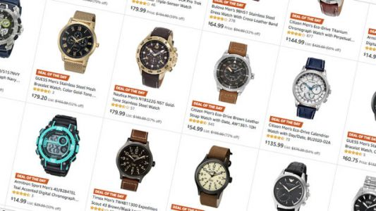 Amazon Has Even More Watches on Sale for Father's Day