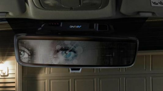 Dystopian Rearview Mirrors Will Remember You With an Iris Scan