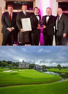 Adare Manor Named 'Golf Resort of the Year' At IGTOA Awards