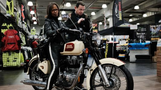 Nearly a Fifth of All Motorcycle Riders Are Now Women
