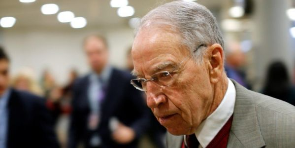 The Senate Judiciary Committee just declassified a letter that offers critical clues about the Steele dossier and the Nunes memo