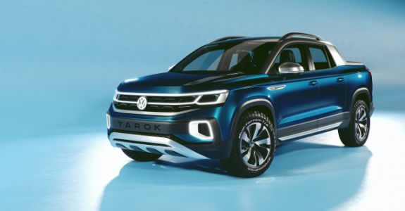 Volkswagen Is Bringing a Pickup Truck's Worth of Forbidden Fruit to New York to Tease the Hell out of All of Us