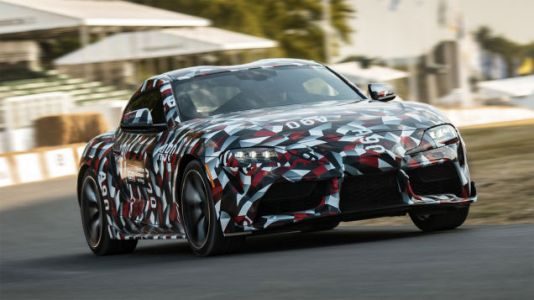 A Close Look at the New Toyota Supra Reveals Some Major BMW Parts
