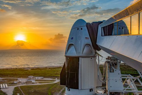 6 ways to watch SpaceX's historic first rocket launch of NASA astronauts live online