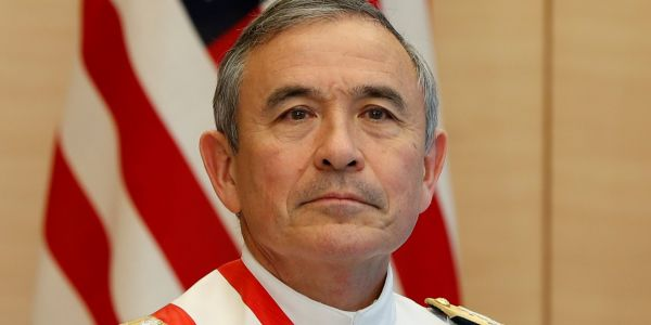 Trump nominates Navy Admiral Harry Harris as US ambassador to South Korea