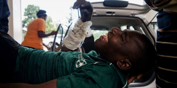 At least 600 arrested, dozens wounded as economically shattered Zimbabwe teeters on the edge