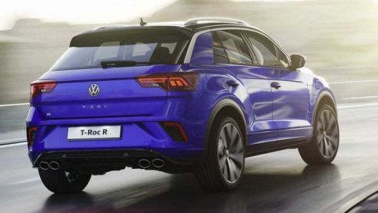 The 2019 Volkswagen T-Roc R Is the Big Golf R With 296 HP for the Whole Family