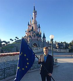 Experience Of A Lifetime For El Prat teenager
