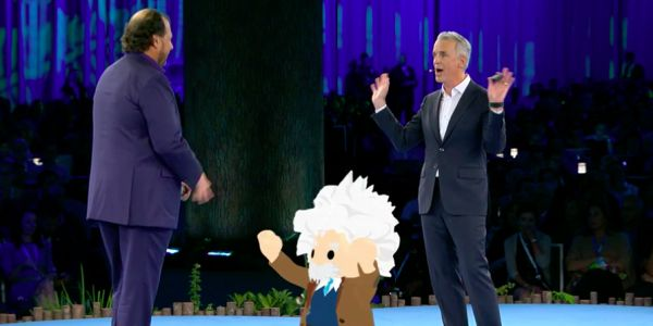 Salesforce's newest AI product is a voice assistant that's like Amazon's Alexa for the workforce
