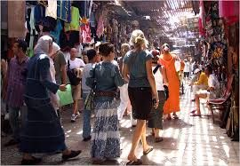 Last year, more than 12 million tourists visited Morocco!