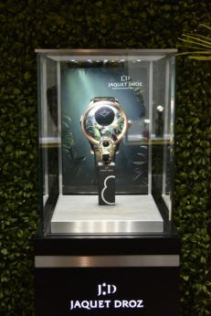Jaquet Droz Celebrates 280th Anniversary With a Fifth Avenue Pop-Up Store