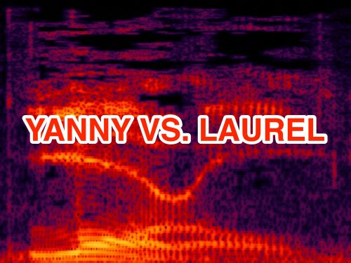 The man who voiced the clip behind the 'Yanny or Laurel' phenomenon revealed which word he actually said