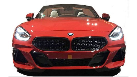 A Leaked Image Could Be Our First Look at the 2019 BMW Z4