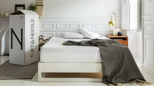 If You Want a Foam Mattress, Today's a Great Day to Buy One