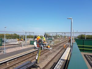 Residents and Passengers Thanked as Railway Upgrade Work Completed in South Wales