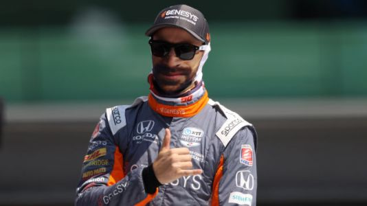 James Hinchcliffe Back In IndyCar For The Rest Of 2020