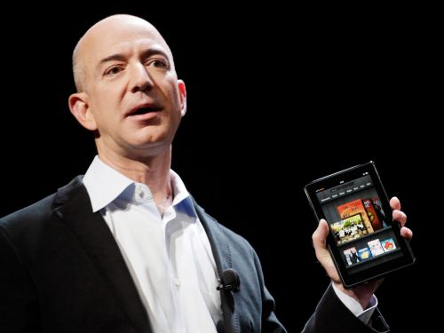 Google made it impossible for Amazon to license its own version of Android, EU commissioner claims