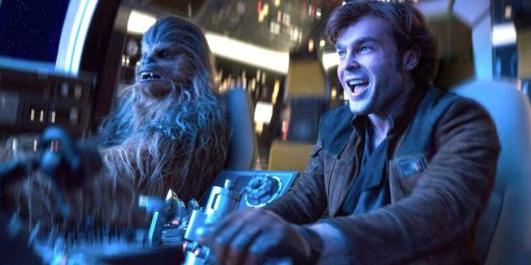 'Solo' has exciting thrills and lush photography, but it's the first Star Wars movie to make me worried about franchise fatigue