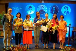 Westin Resort Nusa Dua, Bali celebrated womanhood