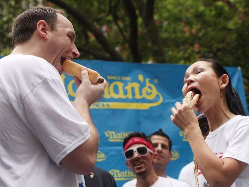 People are threatening to boycott a beloved hot-dog brand because its executive chairman - one of Trump's best friends - is holding a fundraiser for the president