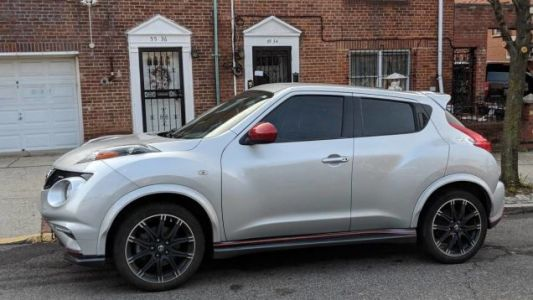 At $12,000, Is this 2014 Nissan Juke Nismo a Nice Joke?