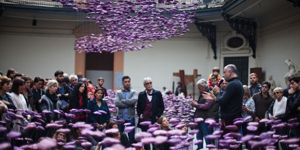 Take a Private Tour of Santiago's Art Scene with Antenna