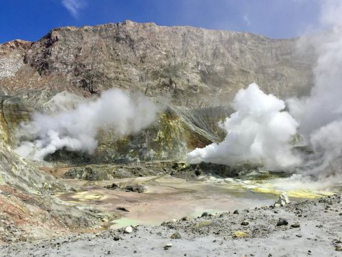 I visited New Zealand's White Island volcano before its deadly eruption - here's what it was like