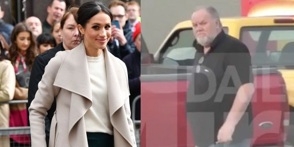 Meghan Markle has broken her silence on her family drama - and says her dad definitely isn't coming to the wedding