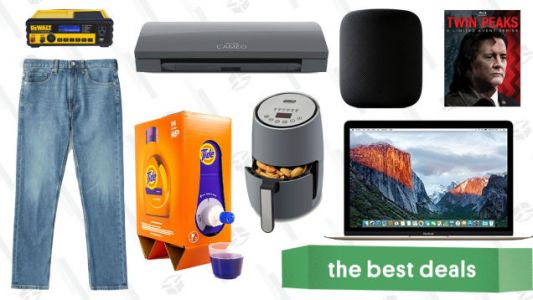 Friday's Best Deals: Refurb MacBooks, Everlane Denim, Tide Eco-Box, and More