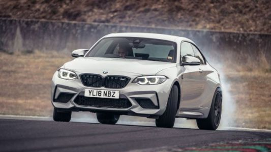 It Turns Out the BMW M2 Competition Is Just Brilliant To Drive
