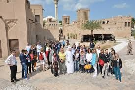 Dubai tourism showcases its history and heritage