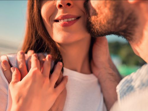 Being overly affectionate at the beginning of a relationship could mean it's not going to last - here's why