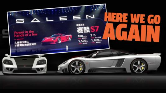 The Saleen S7 is Coming Back, Again, and That is Not a Complaint