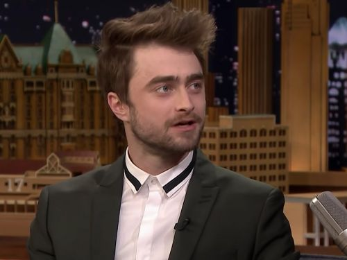 Daniel Radcliffe explained why he 'never felt cool' playing Harry Potter