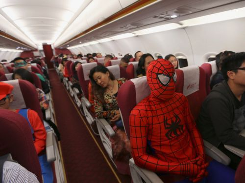 These are the 10 most hated people on a plane