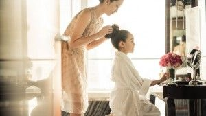 Mama, Wo Ai Ni! Choose Four Seasons Hotel Pudong, Shanghai for the Most Important Lady in Your Life