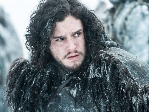 Kit Harington explains why he hasn't ditched his 'Game of Thrones' look yet