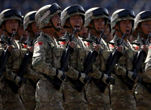 Beijing furiously protests after Trump gets tough on China with new defense act