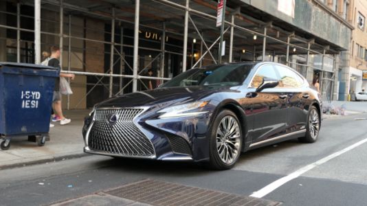 What Do You Want to Know About the 2019 Lexus LS500h?