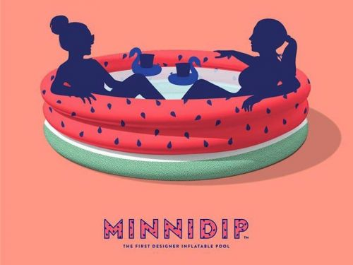 This kiddie pool for adults is the only thing you need this summer
