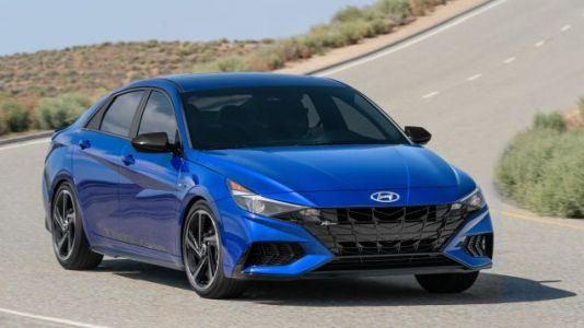 The 2021 Hyundai Elantra N Line Is A Serious Threat To The Civic Si