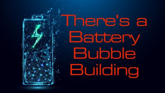 Shortages or Bubbles? Here's Why Automakers Are Chasing The Latest Battery Breakthrough