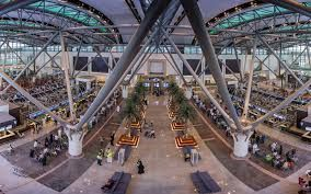 The opening Muscat International Airport can act as a global gateway